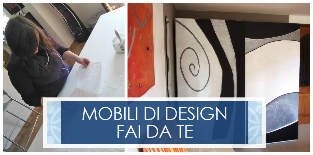 Mobili fai da te - Tutorial su come decorare un mobile.